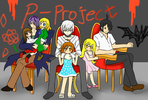 P project by GredellElle