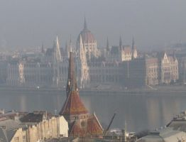 Rooftops by Donau by jonatanolofsson