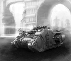Wh40K: Heavy Support by StugMeister