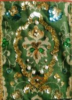 India inspired wall hanging - Detail 11 by RevelloDrive1630