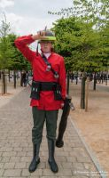 25 May MCM LON Soldier by TPJerematic