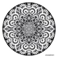 Mandala drawing 12 by Mandala-Jim