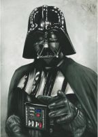 Lord Darth Vader by lorenzothekiller