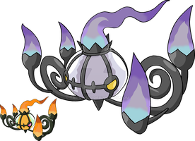 609 - Chandelure by Tails19950