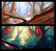 Fantasy Enviro Thumbs by ApneicMonkey
