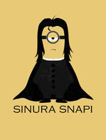 Snape Minion by AnapaestSword