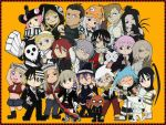 Soul Eater Characters by WindStriker