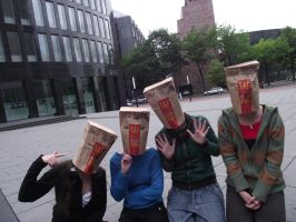 Paper Bags xD by Rima-Touya