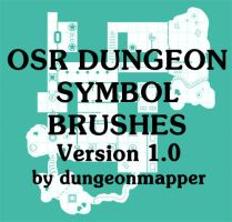 osrDungeonBrushes by dungeonmapper