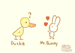 Damuro: Duck's Biggest Fan? by vt2000