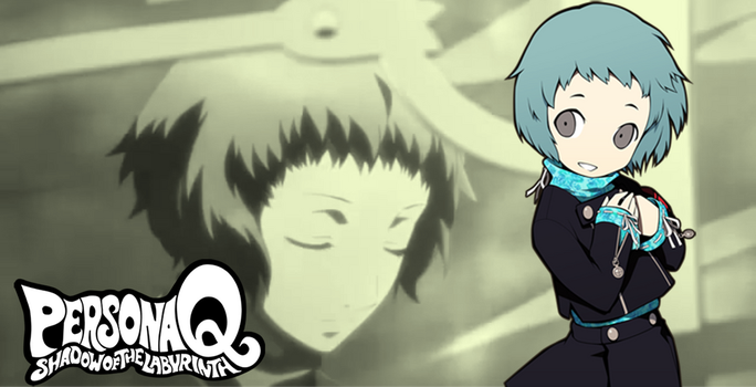 Persona Q: Fuuka Yamagishi Custom Wallpaper by AkiyamaFC