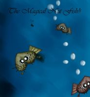 The Magical Nut Fish by PiercedHobo