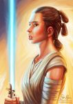 A Rey of Light by Risachantag