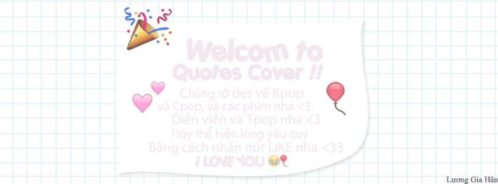 [120816] QUOTES COVER by KarryCucheoo