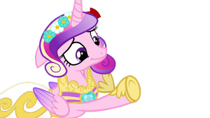 Princess Cadence Vector by bronylicious