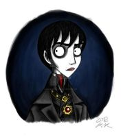 Barnabas Collins by Madame-Kikue