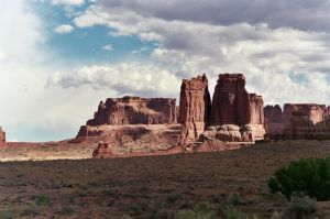 Views from Arches NP Part 4 by Shadow848327