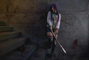 Saeko Busujima - Highschool of the Dead - Cosplay by Daenel