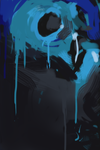 Fingerpainting - DrippingMask by spx