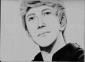 Niall Horan by nevarr
