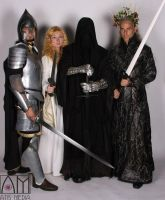 LOTR cosplay team Hungary by WulWhite
