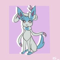 Shiny Sylveon by melodie2001
