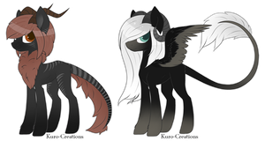 Pony Auctions: CLOSED by Kuro-Creations