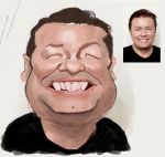 Ricky Gervais wip by DarrellThompson