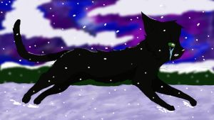 Hollyleaf Quiet Like the Snow by Spottedleaf24