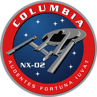 NX-02 Columbia Assignment Patch by Rekkert
