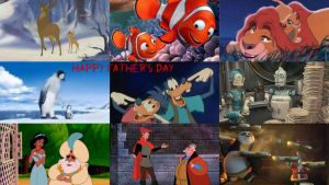 Animated Fathers by montey4