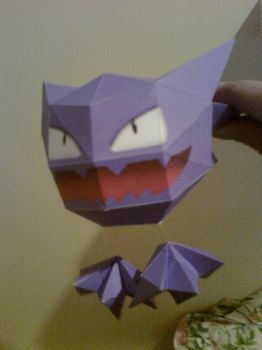 Haunter by KokoroPapercraft
