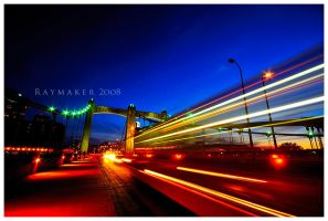 Hennepin Bridge by Raymaker