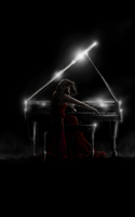 The Pianist by katcrunch