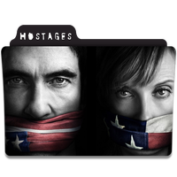 Hostages Folder Icon by efest