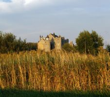 The Castle of the Corn by SolStock