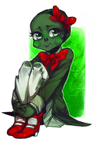 ::Homestuck::  Calliope is a Cutie Babyyy by Jotaku