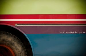 Bus art by frankrizzo