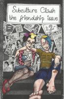 The Friendship Issue by Magzdilla