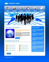 Business web site by Player-Designer