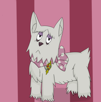 Mephisto Dog by Tails-Crossing