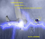 Black lightning by DarkmasterN