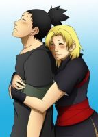 .:Troublesome Hug:. by Lilicia-Onechan