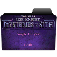 Game Folder - SW - JK - Mysteries of the Sith by floxx001