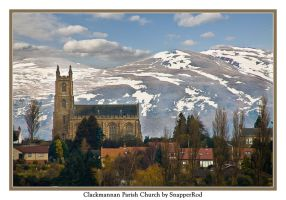 Clackmannan Parish Church by SnapperRod