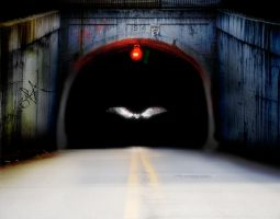 the tunnel by vinitlee