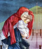 APH: Let it rain by xiaoyugaara