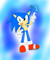 Sonic the Hedgehog 1 by SonicStaryFan