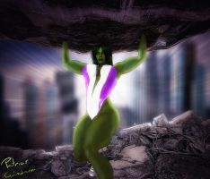She Hulk by PGandara