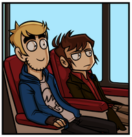 Trains are Alright I Guess by AnArtistCalledRed